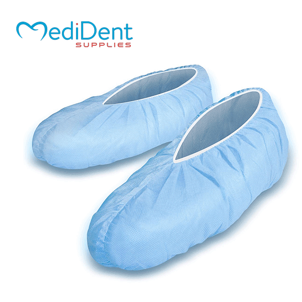 Disposable Medical Shoe Covers - Pairs